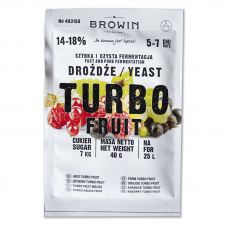 Дрожжи Turbo Grom Fruit