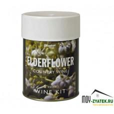 "Винный экстракт Muntons ""Country Elderflower"", 0,9 кг"